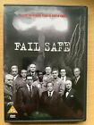 Fail Safe DVD 2000 Nuclear War Threat Drama Remake with George Clooney