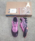 NEW MIZUNO WAVE KAZE 5 running spike shoes PURPLE pink WOMENS 65