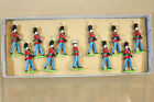 LITTLE WARS 229 DANISH LIFGARDE LIFE GUARDS MARCHING at the SLOPE nj