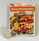 Weight Watchers TurnAround Dining Out Companion Guide Book