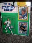 Starting Lineup 1990 Edition Troy Aikman Figure+89 Rookie Card+90 Card New