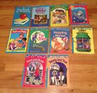A Beka Abeka First Grade Readers Lot of 10 Includes A Handbook For Reading