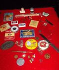 VINTAGE JUNK DRAWER LOT of MISCELLANEOUS STUFF LOOK