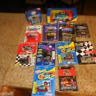 12 CAR LOT 1/24 & 1/64 JEFF GORDON NASCAR ACTION MAXX TRUCKS REVELL JURASIC PARK