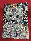 Color Me Lisa Frank Adult Coloring book 16 Tear Out Pages