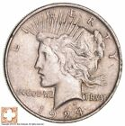 1924 US Peace Silver Dollar 90 Pure Silver 689