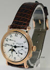 Patek Philippe Complications  18k Rose Gold Mens Watch Box/Papers 5015R