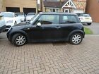 LARGER PHOTOS: 2003/03 mini one 1.6 3dr black alloys fsh