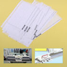 15pcs Set Pre Punched Card Kit Fit for Brother KH260 Knitting Needlework Machine