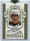 2010 Sportkings Autographs Gold js1 Joe Sakic Auto 10