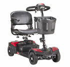 NEW Drive Medical model  SFSCOUT4 Spitfire Scout 4 Wheel Travel Power Scooter