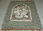 Willow Tree Christmas Nativity Tapestry Afghan Throw Artist Susan Lordi
