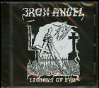 Iron Angel Legions Of Evil CD new High Roller Records