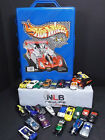 Hot Wheels Car Carry Case With 27 Car Lot