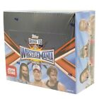 Topps Trading Cards - WWE 2017 Road to Wrestlemania - BOX (24 Packs) - New