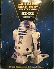 Star Wars R2-D2 Telephone 1997 Telemania Vintage Working Never Used in Box 12X8