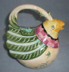 Fitz & Floyd Whimsical Gypsy Chicks Teapot Rare Retired