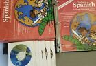 Power Glide Spanish Levels 1 3 Teachers Guide CDs and Extra Workbooks kfp1