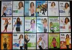 Lot 17E 18 Workout Exercise DVDs Leslie Sansone Walk Away the Pounds At Home