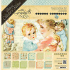 Graphic45 LITTLE DARLINGS DELUXE COLLECTORS EDITION scrapbooking