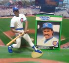 1989  ANDRE DAWSON - Starting Lineup - SLU - Loose With Card - CHICAGO CUBS