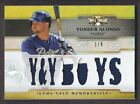 2014 Topps Triple Threads Baseball Says the Darndest Things 43
