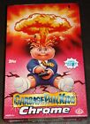 2013 GARBAGE PAIL KIDS CHROME 1ST SERIES SEALED HOBBY BOX 1985 TITLES ADAM NICK