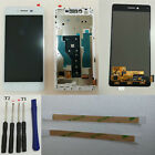 Original For OPPO R7 5.0 inch White LCD Display Touch Screen Digitizer +Tools+3M