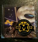 MICHIGAN WOLVERINES BASKETBALL CRISLER CENTER ARENA DEDICATION WEEKEND PIN 2013