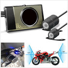 2017 Newest Motorcycle ATV T2 1080P Full HD Front Rear Camera Video Recorder Kit