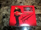 Warren Haynes Signed Man In Motion Best Buy Exclusive CD Demo Gov't Mule + COA