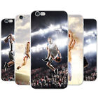 Basketball Superstars Playing Ball Games Hard Case Phone Cover for Apple Phones