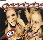 partytime ( radio mix / extended version / no respect remix  (UK IMPORT)  CD NEW