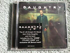Daughtry [Extra Tracks] UK CD promo stickered