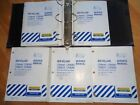 New Holland CR9040-CR9080 combine service manual Distribution Systems set 5 book