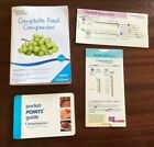 Lot Weight Watchers Points Booster Finder Pocket Guide Complete Food Companion
