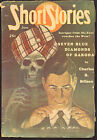 June 1952 Pulp SHORT STORIES Oren Waggener Cover ERNEST HAYCOX