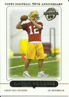 AARON RODGERS 2005 TOPPS ROOKIE CARD