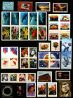 2017 Complete Commemoritive  Definitive year set 125 Stamps MNH