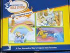 Hooked on Phonics Bible Stories Old Testament Stories Complete Boxed Set PreK 1