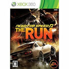 Xbox360 X Box 360 Japan Need for Speed  Need for Speed The Run