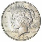 Early Better Grade 1922 Peace Silver Dollar 90 US Coin 069