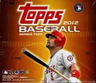 2012 TOPPS SERIES 2 BASEBALL JUMBO HTA 6 BOX CASE
