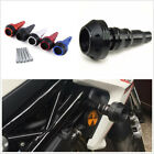 Motorcycles Aluminum Alloy Frame Slider Anti Crash Cap Engine Falling Protector