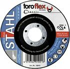 toroflex Cutting Disc for Metal Straight 230 x 3,0 X 22,2 Mm Flex Disc Separate