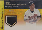 Roberto Alomar Cards, Rookie Cards and Autographed Memorabilia Guide 17