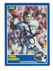 Phil Simms Cards, Rookie Card and Autographed Memorabilia Guide 3