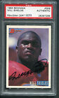 1993 Bowman Will Shields RC #356 HOF Signed Autograph PSA DNA