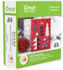 New MERRY EVERYTHING Card Tag 3D Cricut Cartridge Factory Sealed Free Ship