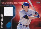 Corey Seager Rookie Cards Checklist and Top Prospect Cards - Rookie of the Year 49